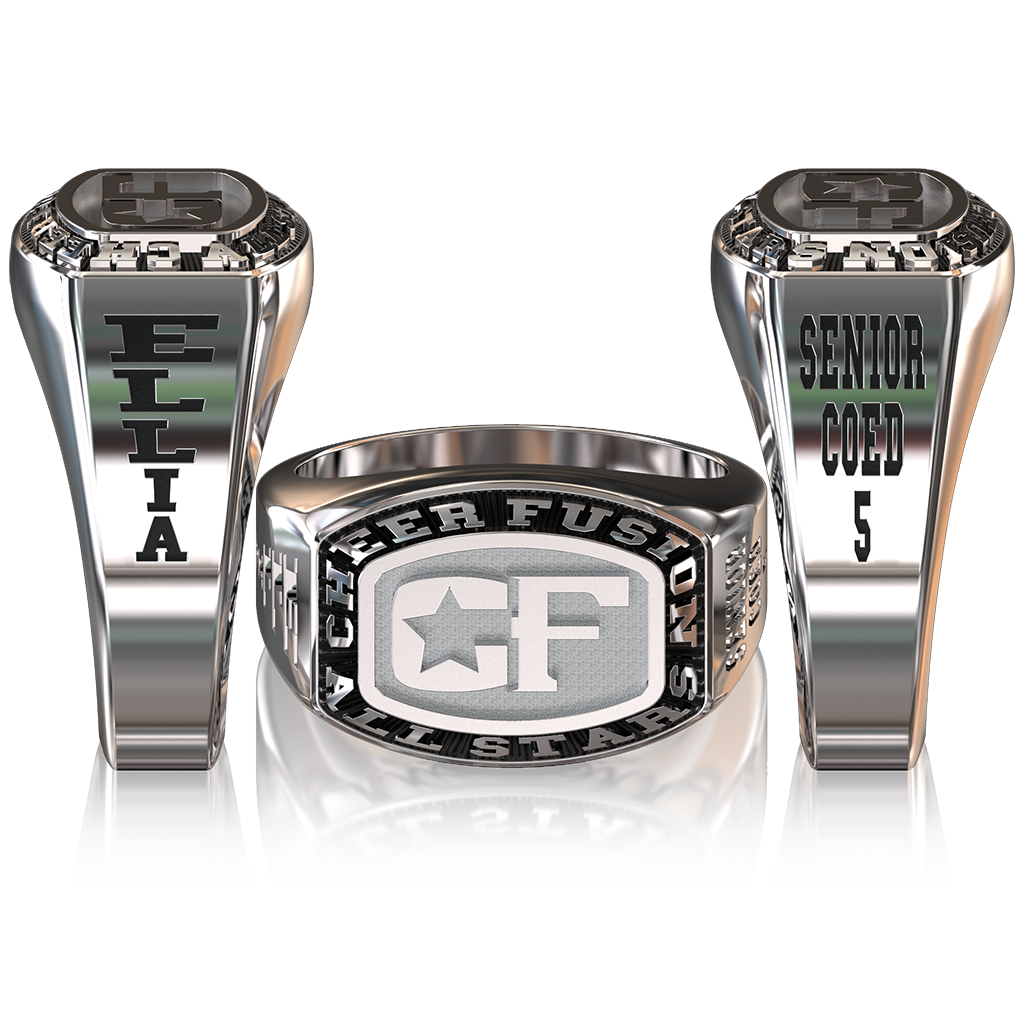 Cheer Fusion Champion Ring