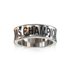 Stingray Peach Majors Champion Ring 2018
