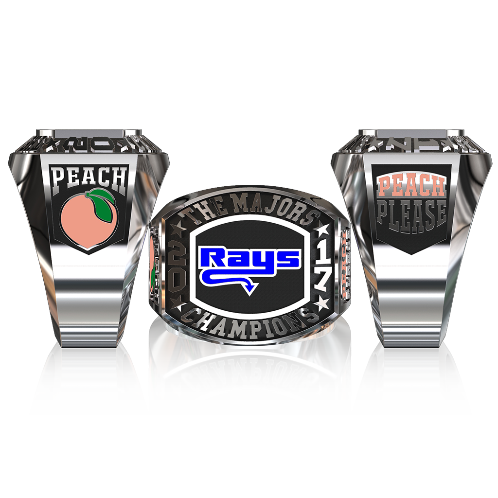 Stingrays Peach The Majors Championship