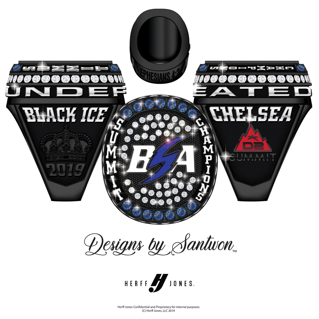 Blue Storm Athletics Black Ice - 2019 D2 Summit