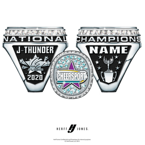 CE All Stars J-Thunder - 2020 Cheersport