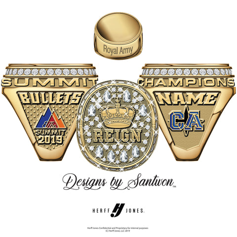 California Allstars Reign - 2019 Summit