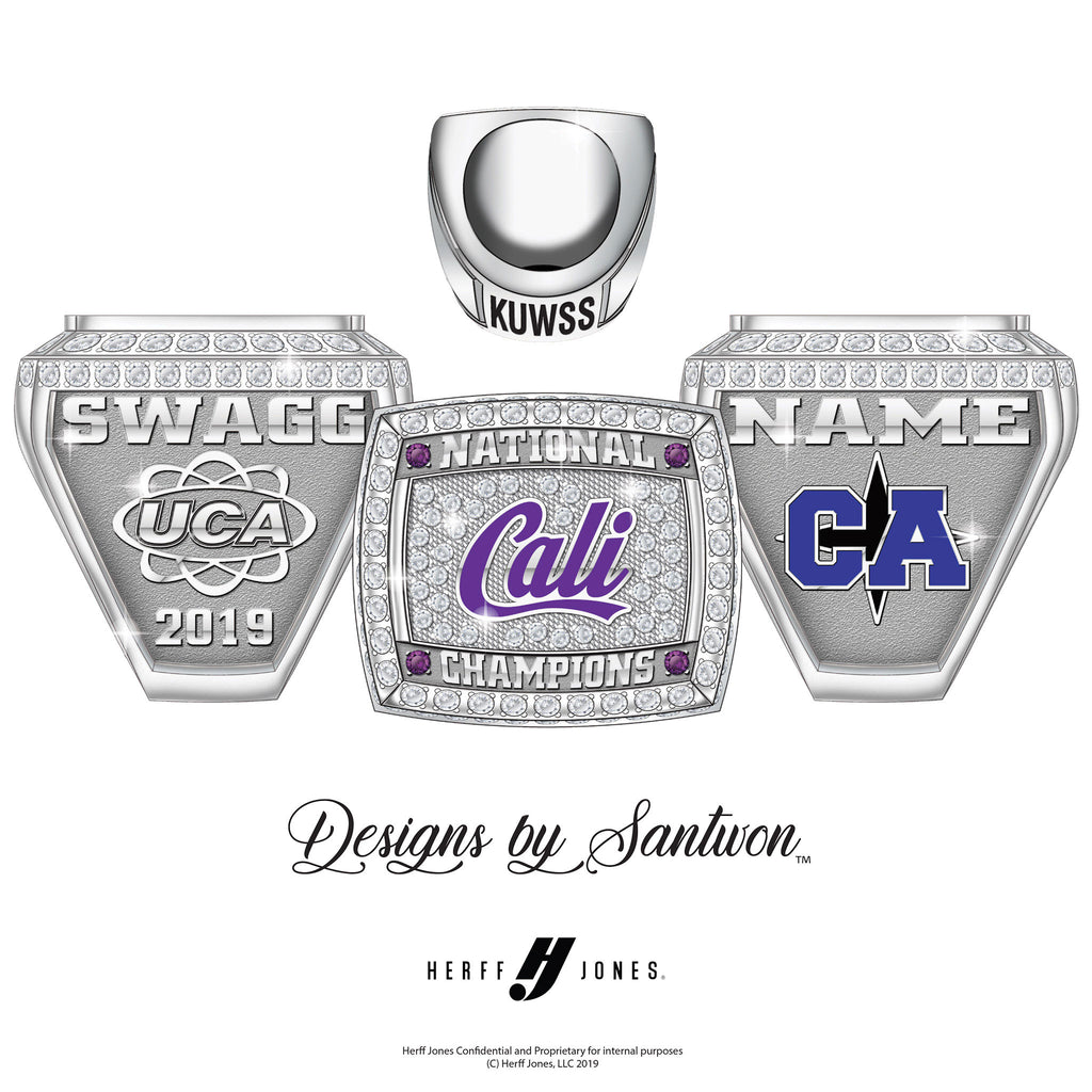 California Allstars Swagg - 2019 UCA Nationals (5X)