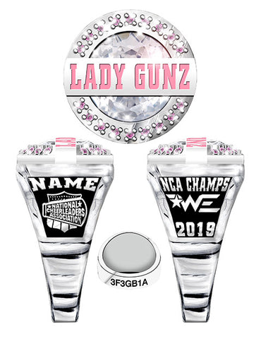 WOODLANDS ELITE LADY GUNZ - 2019 NCA NATIONALS