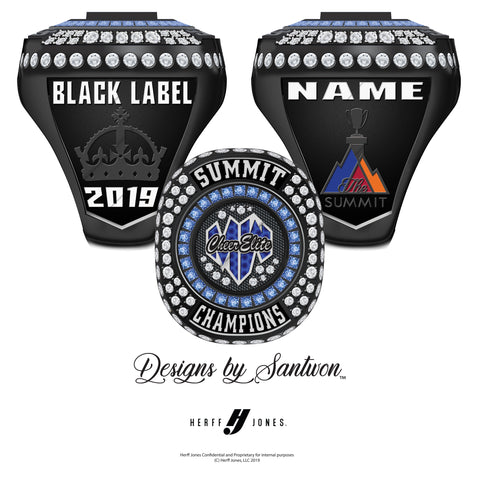 Midwest Cheer Elite Black Label - 2019 Summit (5X)