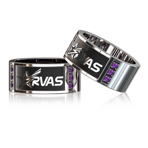 RVAS Wide Band Ring