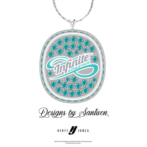 Infinite Athletics Absolute Zero - 2019 D2 Summit Pendant