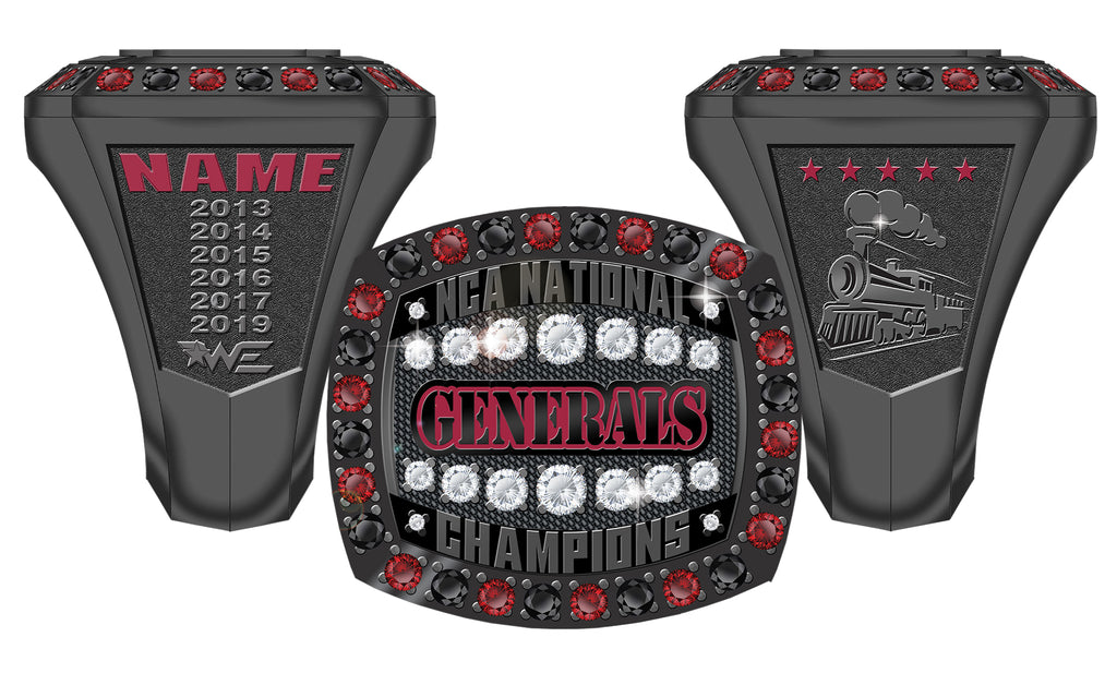 Woodlands Elite Generals - 2019 NCA Nationals