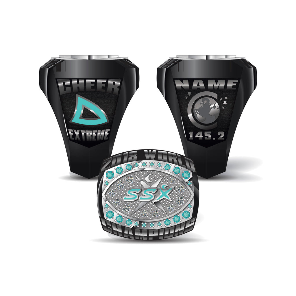 Cheer Extreme SSX - 2018 World Champions
