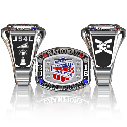 NCA Champion Ring