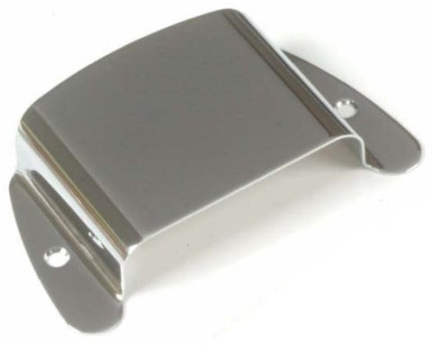 Fender 51 Precision Bass Pickup Cover for Guitar - Chrome