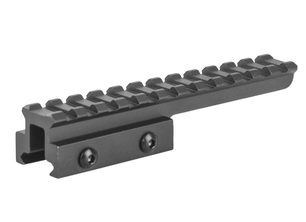 "12 Slots 0.75"" Mid Profile Picatinny Rail Bridge Mount BM1207EX"