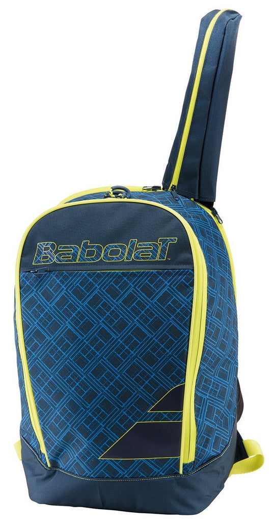 Babolat Club Classic Blue/Yellow Backpack Bag