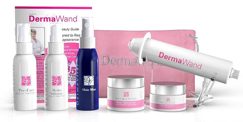 DermaWand Ultimate Anti Aging System - REDUCES APPEARANCE OF WRINKLES