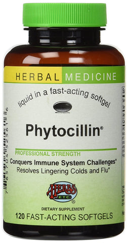 Phytocillin - Herbs Etc - 120 - Softgel
