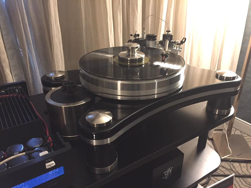 VPI Represents at Rocky Mountain Audio Fest!