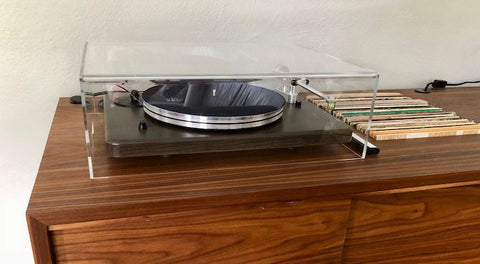 A VPI Cliffwood & an AudioShield