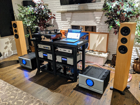 VPI Open House with Credo Audio Switzerland