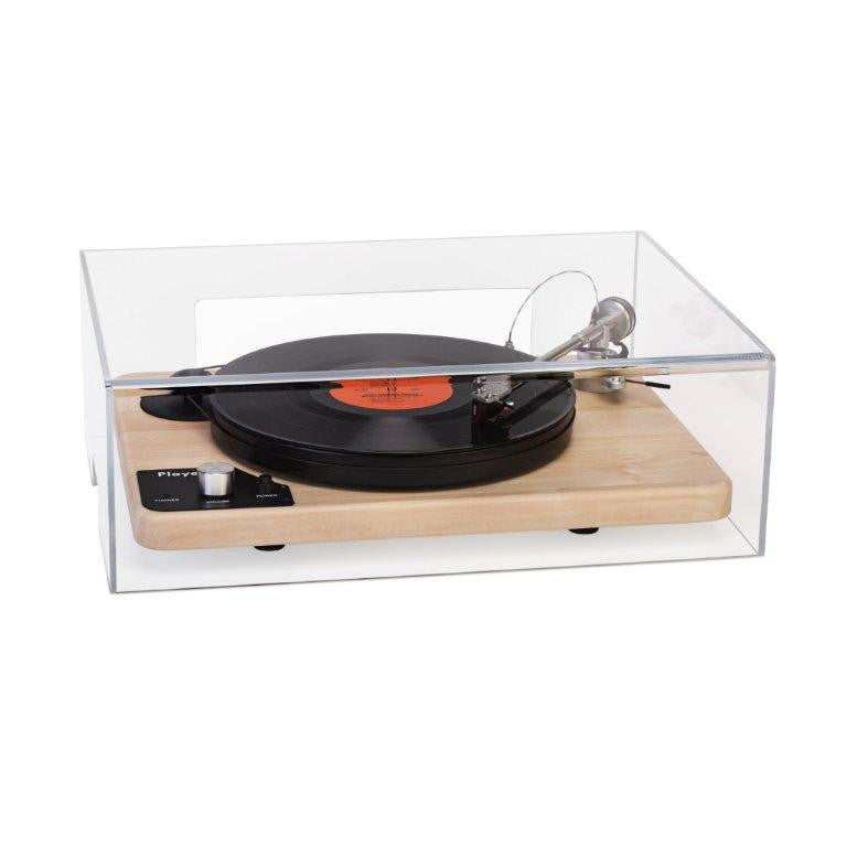Home U203a Tabletop Cover. VPI Player Dust Cover