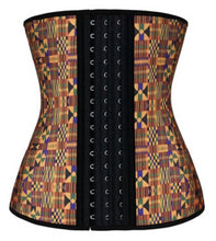 Tribal Colorful Style Waist Trainer