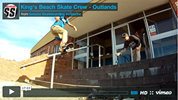 King's Beach Skate Crew – Outlands