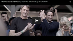 The Skateboard and The City: Skateistan Johannesburg Documentry