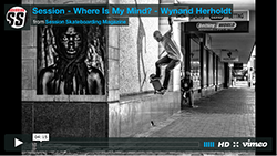 Session - Where Is My Mind? - Wynand Herholdt