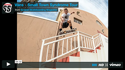VANS South Africa Small Town Syndrome Tour