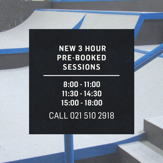 The Shred New Session Times