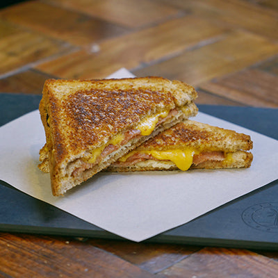 EILAND EATERY HAM AND CHEESE TOASTIE