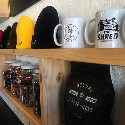 The Shred Merchandise