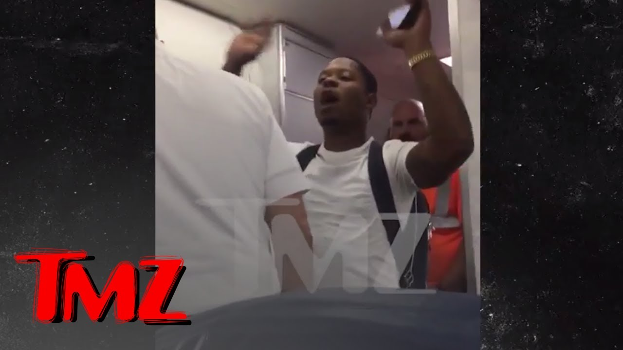Straight Outta Compton' Star Jason Mitchell Blows Up on Delta Staff for Double Booking