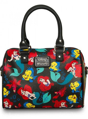 Little Mermaid Duffle by Loungefly