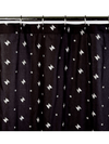 Skull Star Shower Curtain by Sin in Linen - www.inkedshop.com