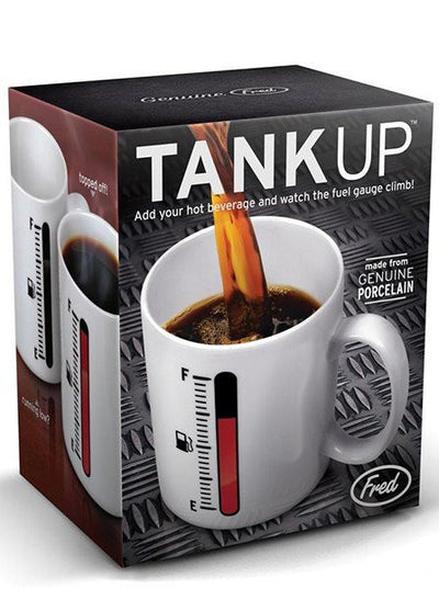 """Tank Up"" Heat Color Changing Coffee Mug by Fandom Planet - www.inkedshop.com"