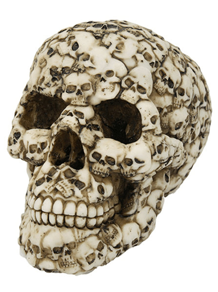 """Undead"" Skull by Pacific Trading - www.inkedshop.com"