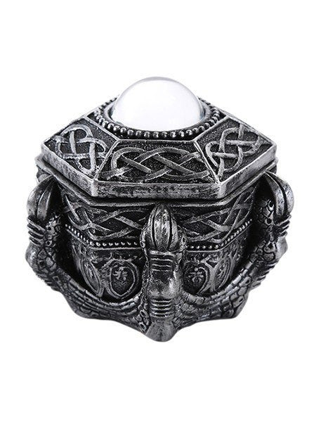 """Dragon Claw"" Box by Pacific Trading - www.inkedshop.com"