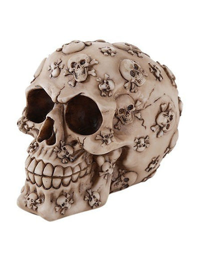 """Crossbones"" Money Bank by Pacific Trading - www.inkedshop.com"