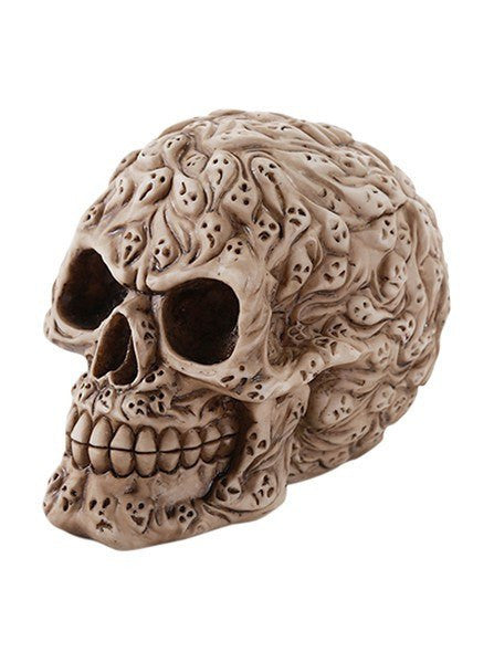 """Spirit Skull"" Money Bank by Pacific Trading - www.inkedshop.com"