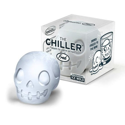 """The Chiller"" Ice Mold by Fred & Friends - www.inkedshop.com"
