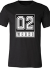 "Men's ""The 1-2"" Tee by Tat Daddy (Black)"