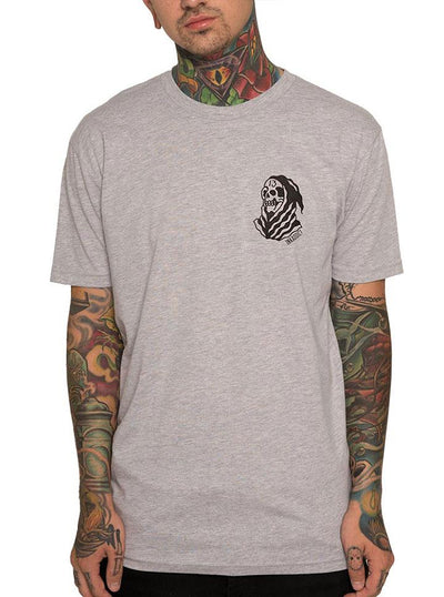 "Men's ""The 13th"" Tee by InkAddict (Heather Grey)"