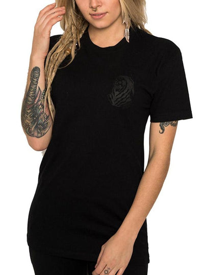 Unisex The 13th Tee by InkAddict (Black Collection)