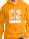 "Men's ""The 1 - 2"" Hoodie by Tat Daddy (More Options)"