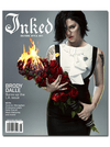 Inked Magazine: Brody Dalle - May 2009 - InkedShop - 1