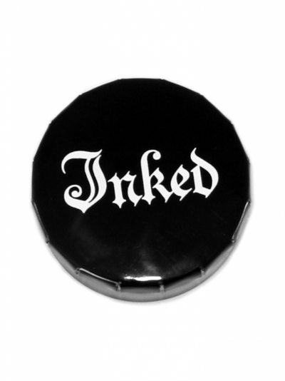 """Click Tin"" Lip Balm by Inked (Tropical Punch) - www.inkedshop.com"