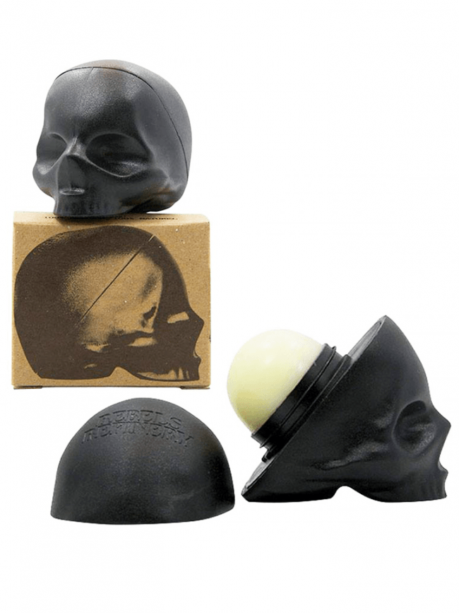 Skull Lip Balm by Rebels Refinery (More Options) - www.inkedshop.com
