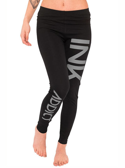 "Women's ""INK"" Leggings by InkAddict (More Options) - www.inkedshop.com"