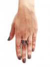 """Kismet"" Ring by Spragwerks (Sterling Silver) - InkedShop - 2"