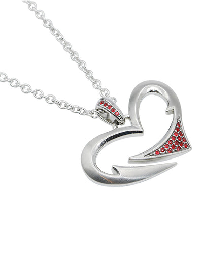 Tribal Love Heart Necklace by Controse